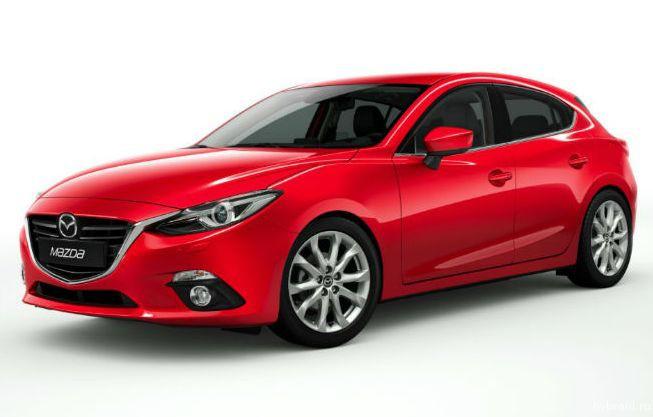 Произведено четыре миллиона автомобилей Mazda3