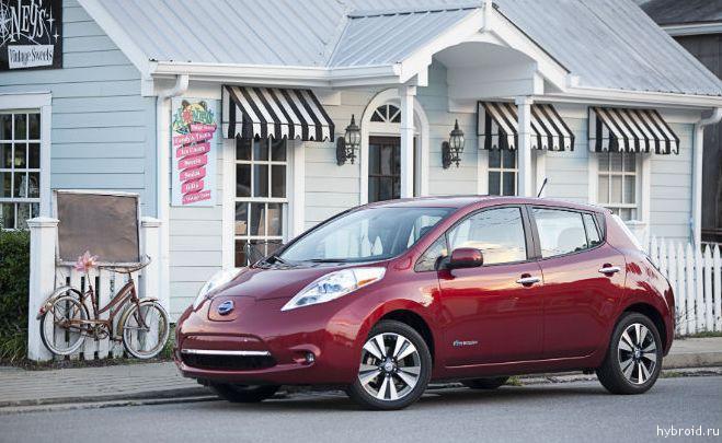 В феврале Nissan отпраздновал 12 месяцев рекордных продаж