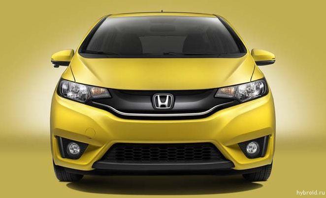 Новая модель Honda Fit 2015 вышла в продажу в США