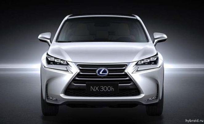 Среди силовых агрегатов нового Lexus NX CUV есть и гибридный вариант