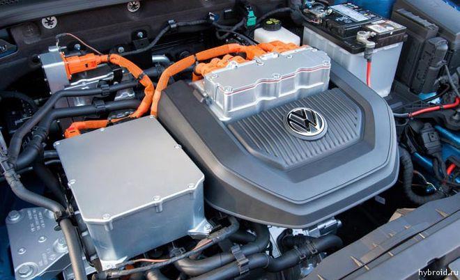 Обзор электромобиля Volkswagen e-Golf