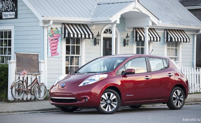 Nissan установил новый абсолютный рекорд продаж