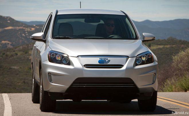Договор о поставках Tesla-Toyota подошел к концу