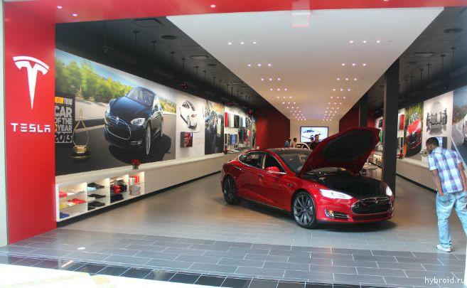 В Пенсильвании Тесла теперь может открыть не более пяти магазинов
