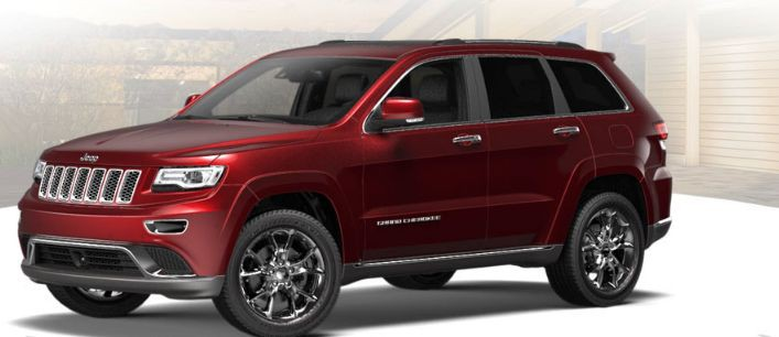 Краткий обзор внедорожника Jeep Grand Cherokee 2014 года