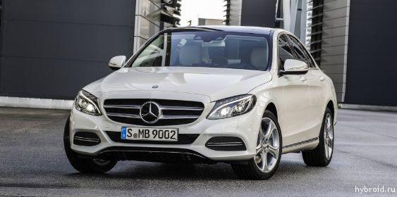 Новый гибрид Mercеdes-Benz C-класса