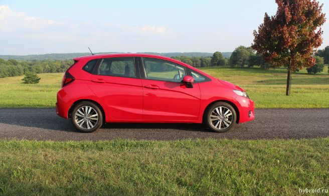 Honda Fit (Jazz) 2015 05