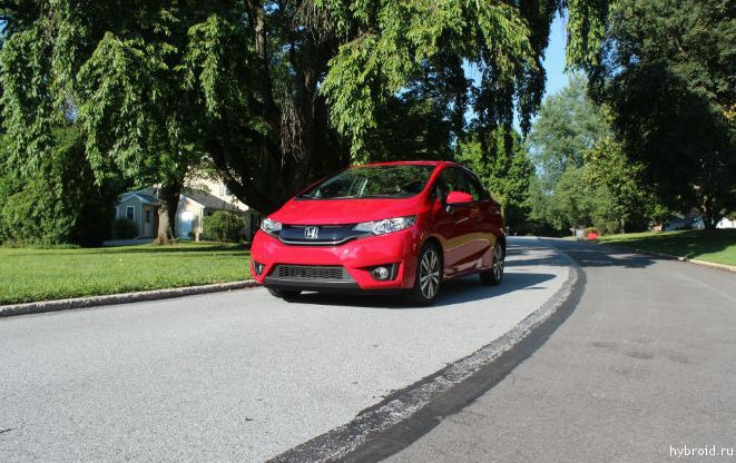Honda Fit (Jazz) 2015 09