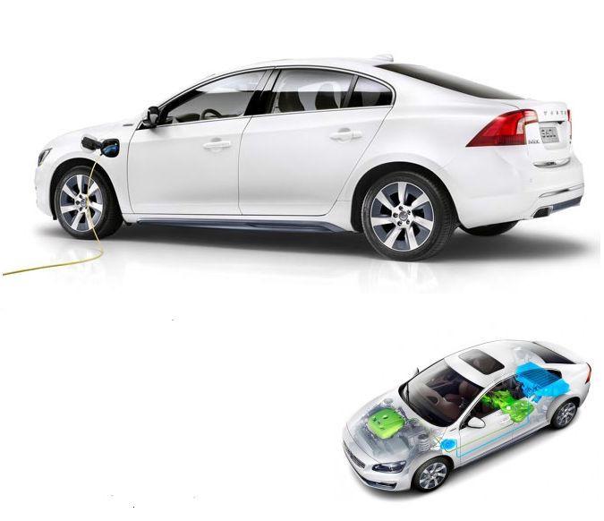 Volvo S60L станет первым китайским автомобилем на американском рынке