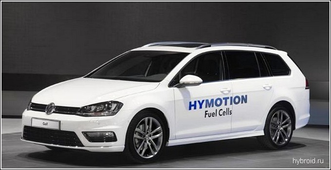 Golf SportWagen HyMotion 01