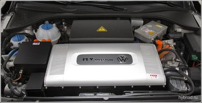 Golf SportWagen HyMotion 03
