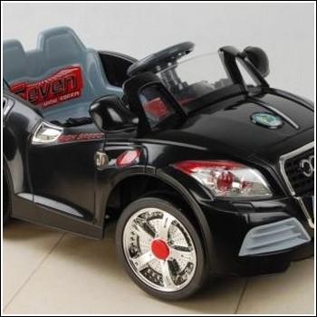 Кабриолет Audi TT для ребенка электрический