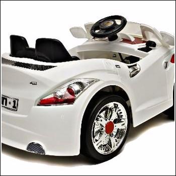 Детский электромобиль Audi TT Cabrio
