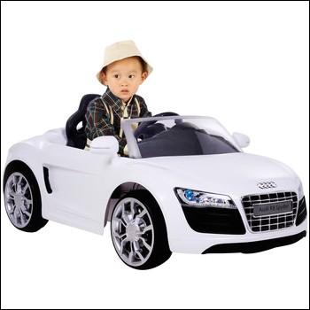 Купить детский электромобиль Audi R8