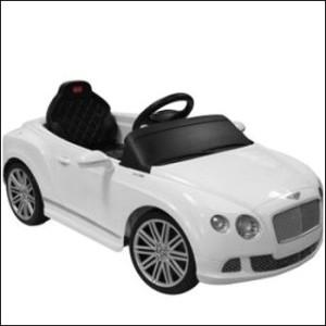 Детский электромобиль Bentley Continental 12V