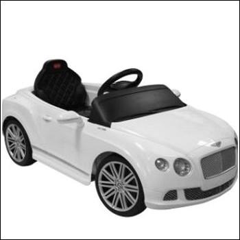 Детский электромобиль Bentley Continental 12V продажа и описание модели