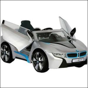 Детский электромобиль BMW i8 Spyder