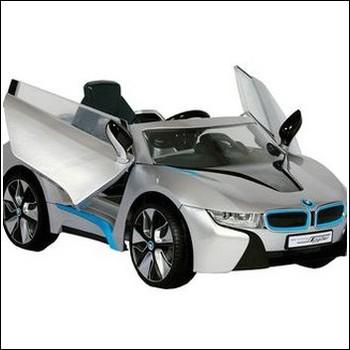 Спортивный электромобиль BMW i8 Spyder для Вашего ребенка