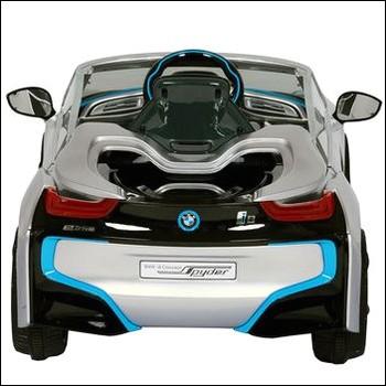 Детский электромобиль BMW i8 Spyder мощностью в 6V