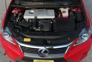 Гибридная система Lexus CT 200h