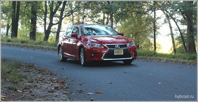 Сранение цен на Lexus CT 200h