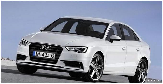 Audi A3 и S3 получают «пятерки» за безопасность