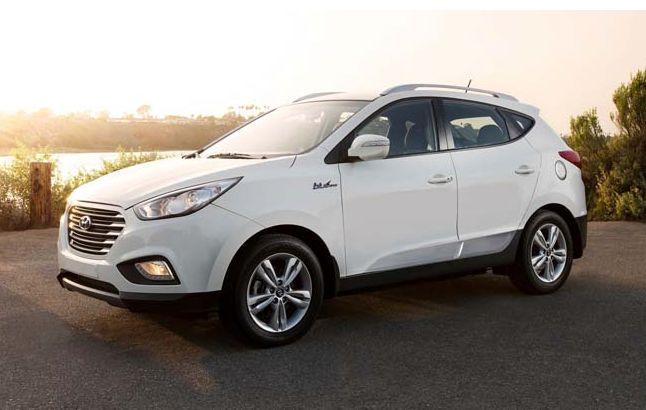 Hyundai Tucson FCV победил в номинации «Двигатель года 2015»