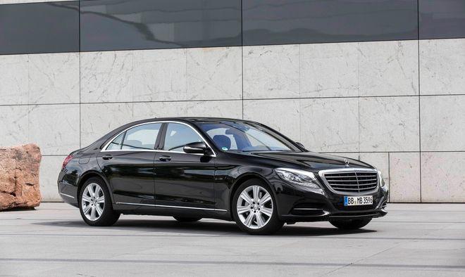 Гибридный Mercedes-Benz S 500 прошел сертификацию TÜV