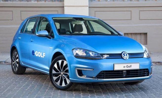 зарядные станции Volkswagen