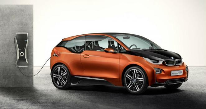 BMW i3 в топе «зеленых» автомобилей
