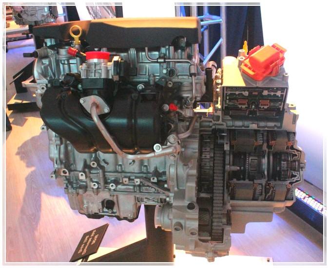 Электродвигатель Chevrolet Volt