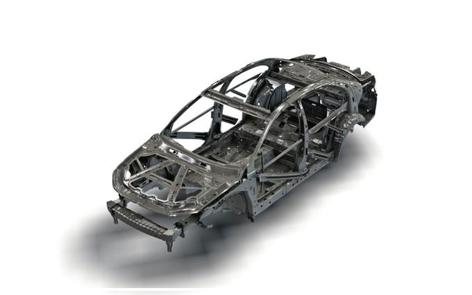 Кузов VW Jetta Hybrid