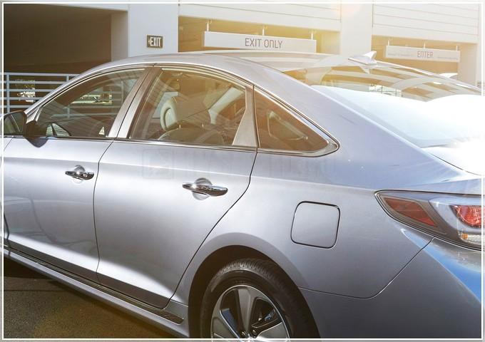Хёндай Соната Гибрид 2016 года - обзор автомобиля