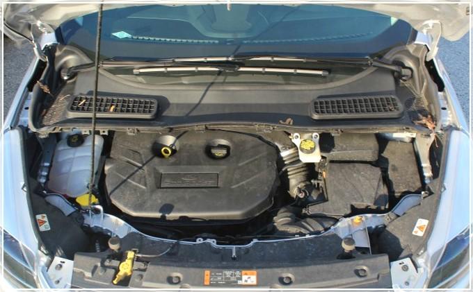 1.6-литровый двигатель EcoBoost