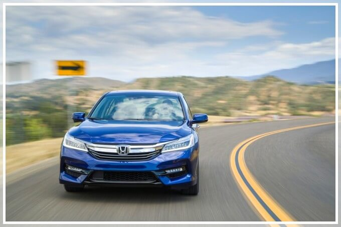 Тест-драйв американского гибридного автомобиля Honda Accord
