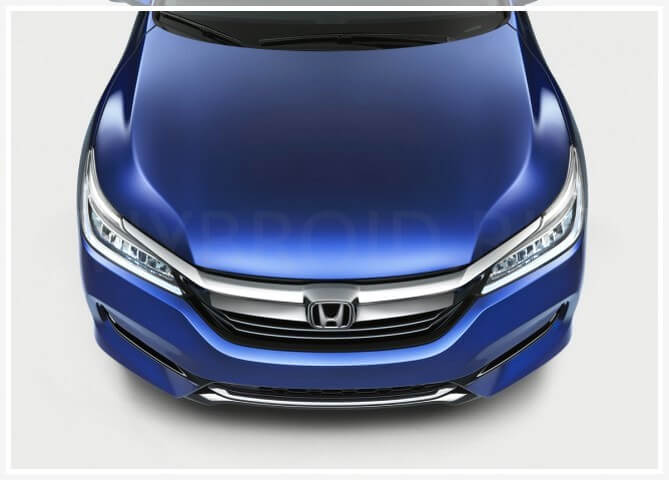 Тест-драйв Honda Accord Hybrid в России