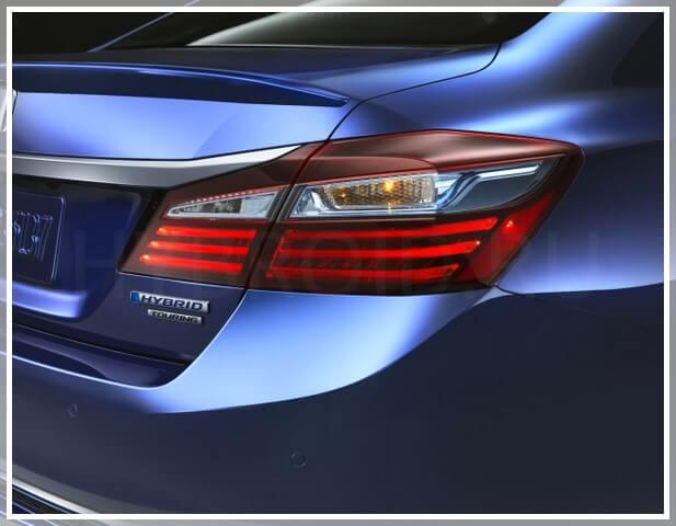 Обзор гибридного автомобиля Хонда Аккорд