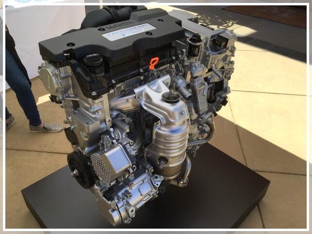 Технические характеристики двигателя Хонды Аккорд