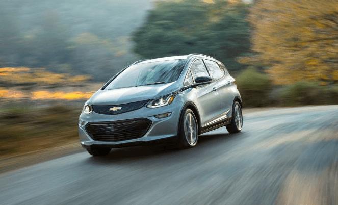 Chevrolet готовы похвастаться электрическим Bolt 2017 с системой Regen on Demand