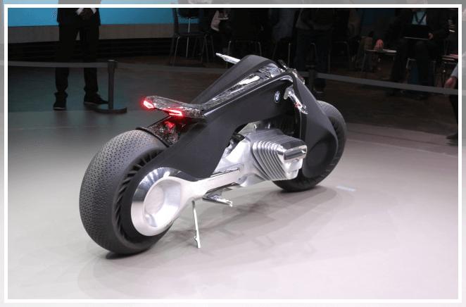 В начале этого года в Мюнхене был представлен прототип BMW Vision Next 100