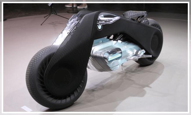 Мотоцикл BMW Vision Next 100