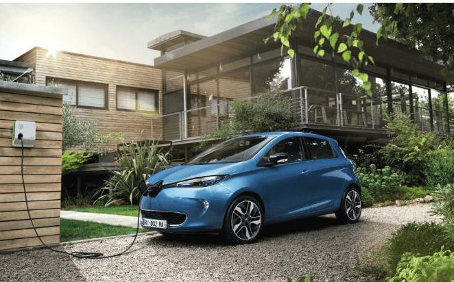 В Китае через два года может появиться электромобиль от Renault за 8 000$