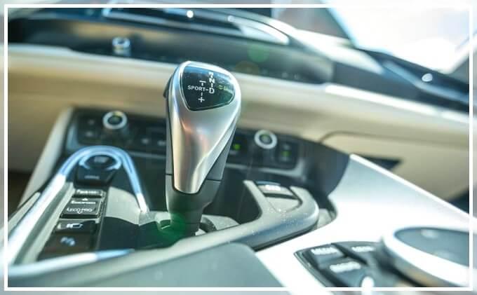 АКПП в BMW i8
