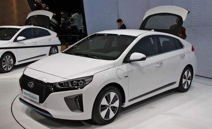 Обзор Hyundai Ioniq 2017 года