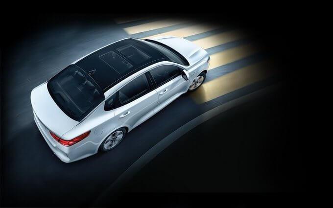 Kia Optima Hybrid 2017