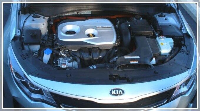 Технические характеристики Kia Optima Hybrid