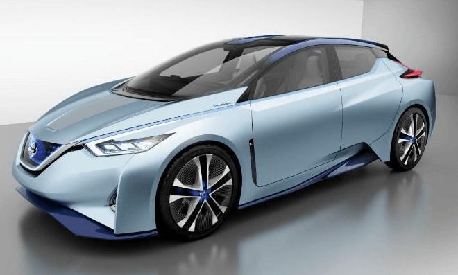 В сентябре появится Nissan Leaf второго поколения