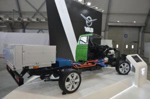 Первый автомобиль от УАЗ