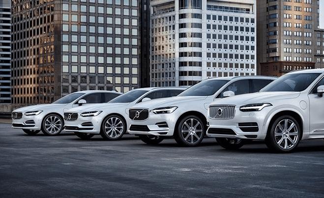 К 2019 году все Volvo будут оснащены электродвигателями