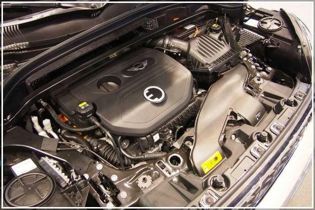 Двигатель Обзор подключаемого гибридного MINI Cooper SE Countryman 2018